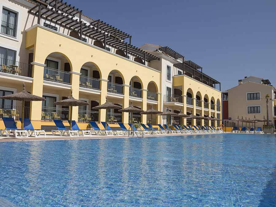 the Barcelo Costa Ballena Golf and Spa Hotel