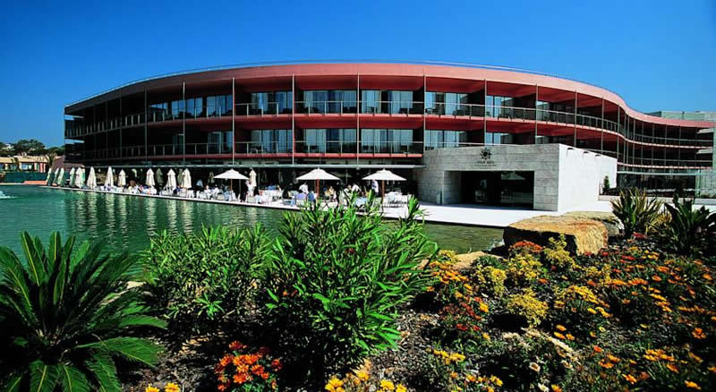 vila sol golf resort and spa hotel - vilamoura