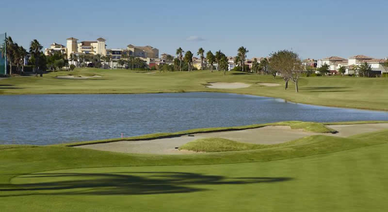 the mar menor golf course