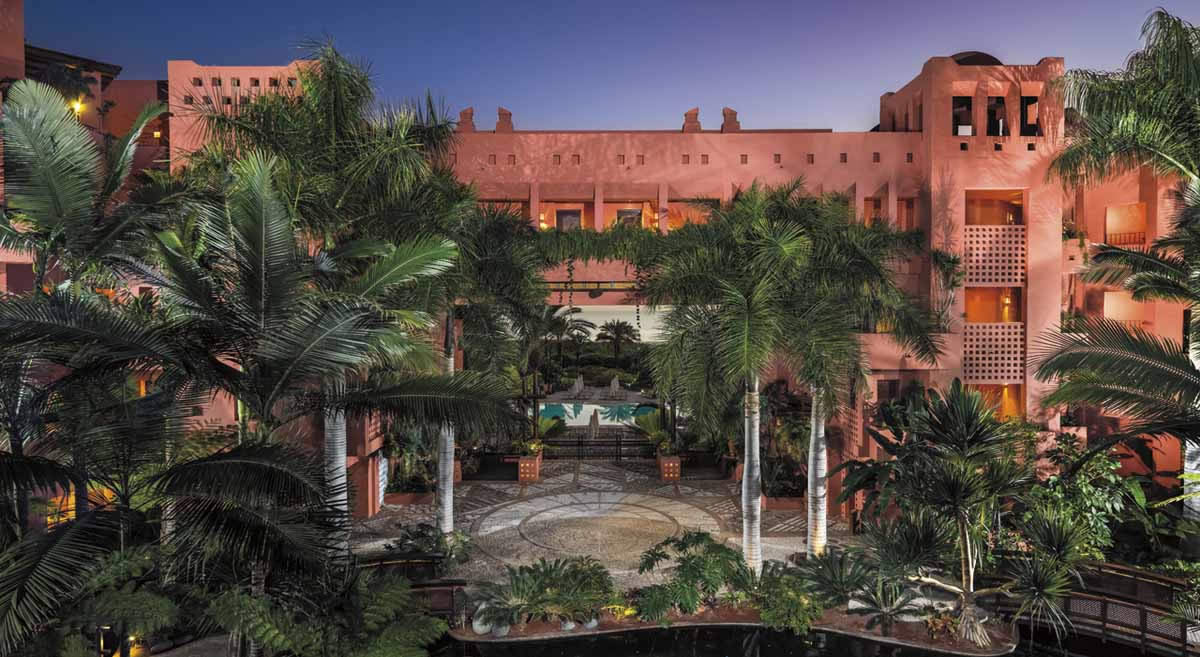 Ritz Carlton Abama Resort - Tenerife