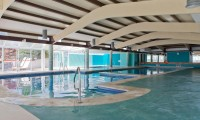 indoor swimming pool at Atalaya Park Hotel