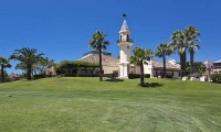 the clubhouse of islantilla golf course