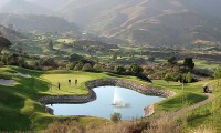 la cala america golf course hole 1