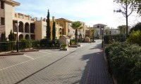 a view of the Las Lomas apartments at the La Manga Club resort