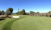 the 14th green at lauro golf