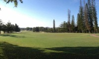 a tree lined fairway on los lagos at mijas golf club