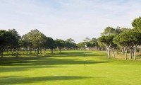 oceanico pinhal golf course 3rd green